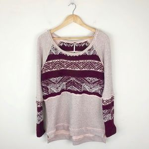 Free People Snow Angel Sweater